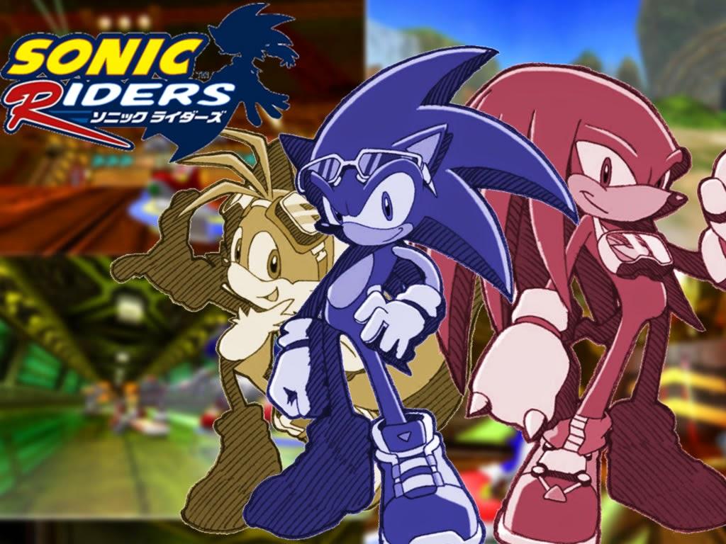 T l charger jeu sonic riders gratuit pour pc frihet sekonomi - Telecharger sonic gratuit ...