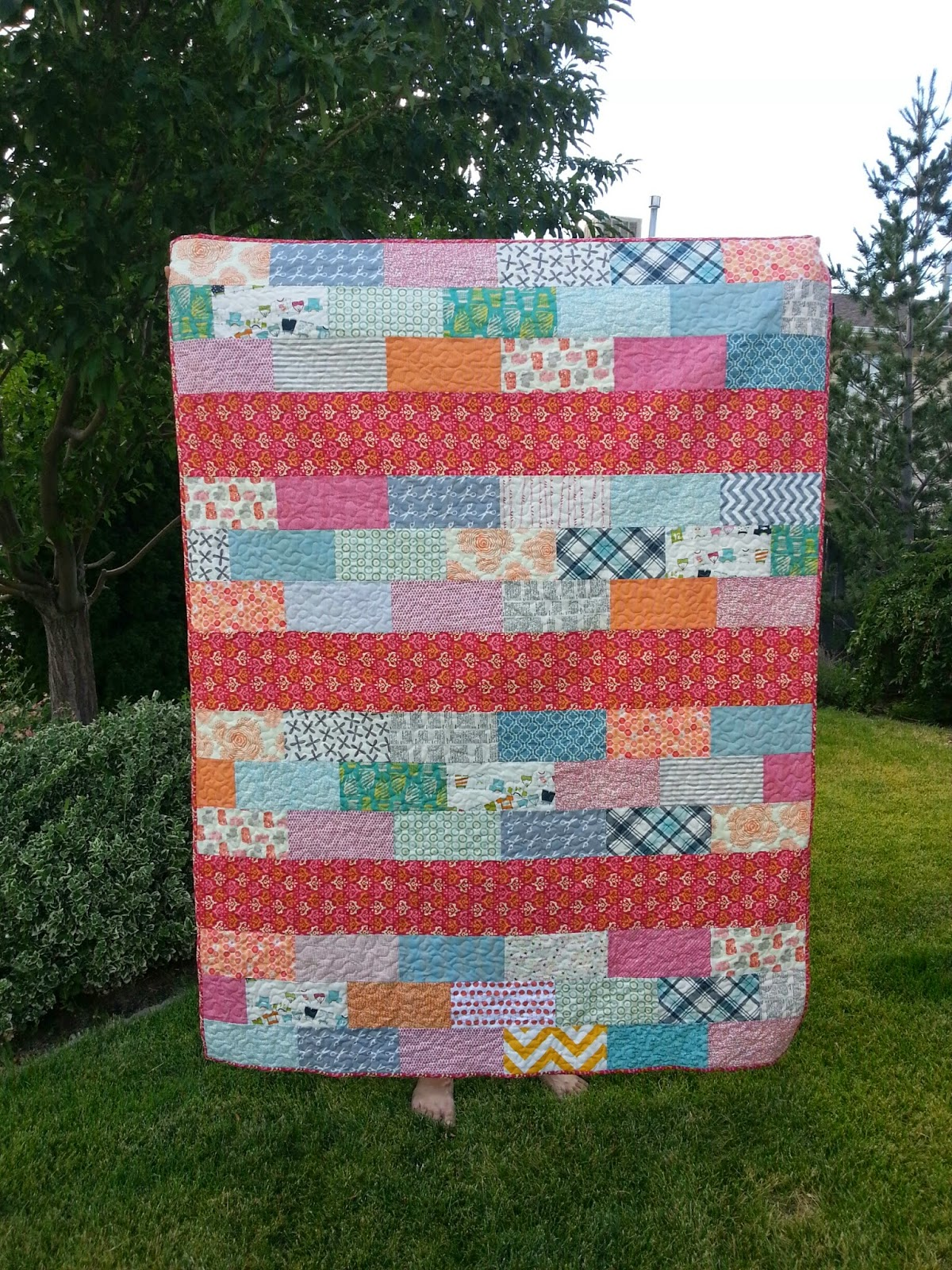 Justice Quilts & Crafts: June 2014 : skip the borders quilt book - Adamdwight.com