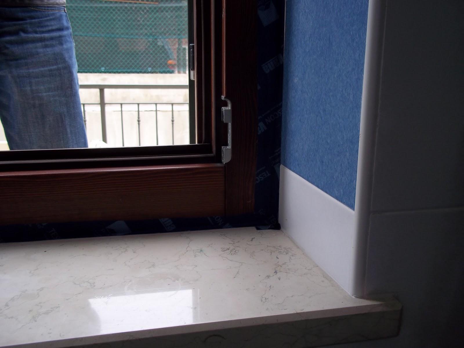 Scopri il legno riqualificazione montaggio finestra - Finestra interna ...