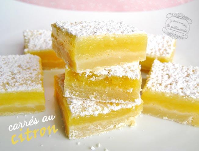 carré citron stewart