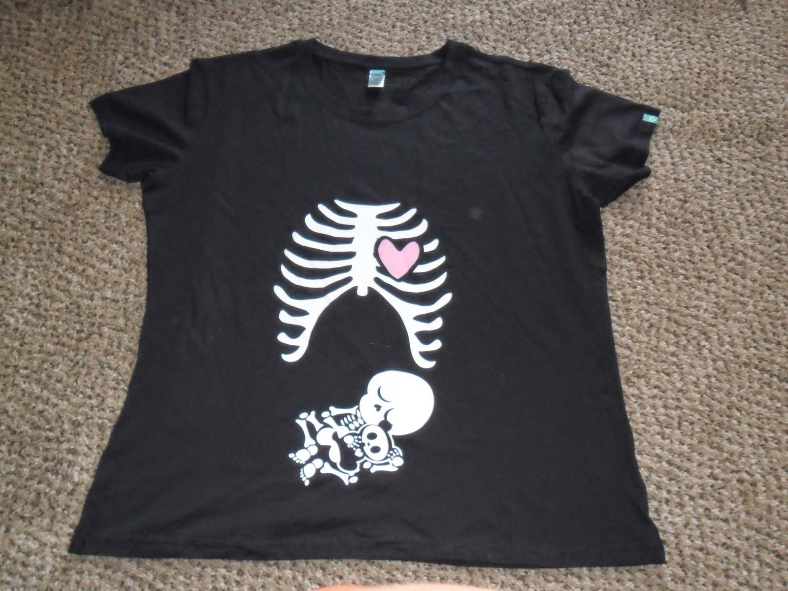 Cute & Preggo. Spread Shirt Review  (Blu me away or Pink of me Event)