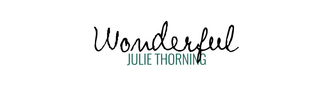 Wonderful | Julie Thorning