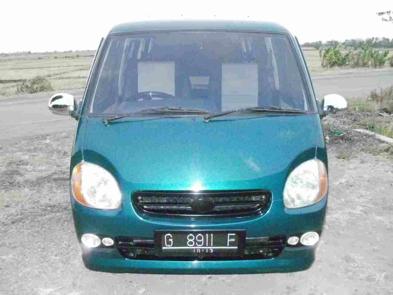 Image Hijet 1000 Modifikasi