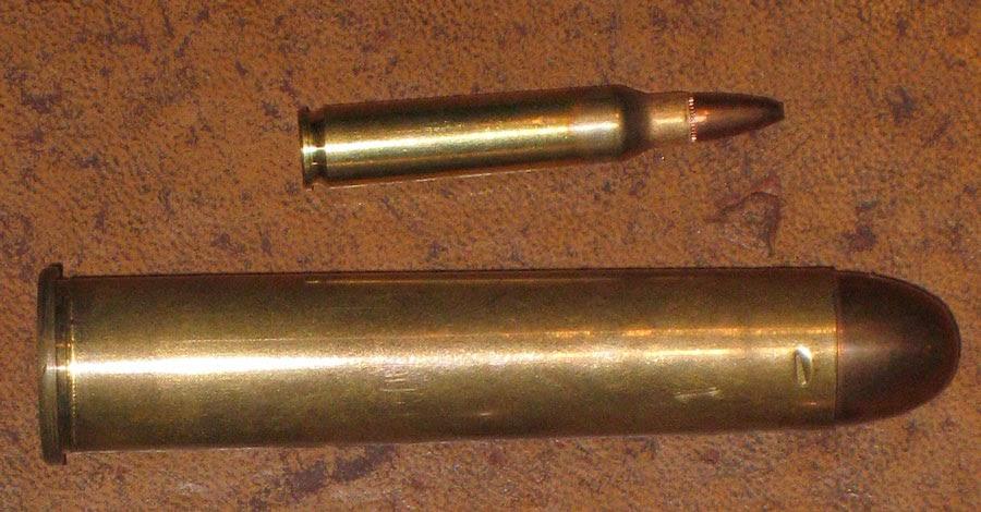 700 Nitro Express Bullet