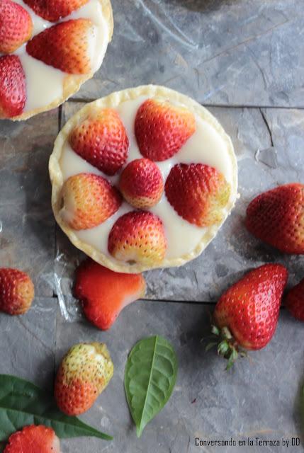Tartaleta dulce
