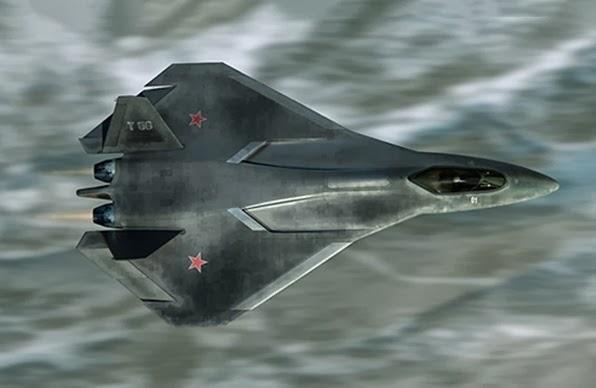 Aerei Da Caccia Ultima Generazione : Io volo la russia e allo studio del caccia di sesta