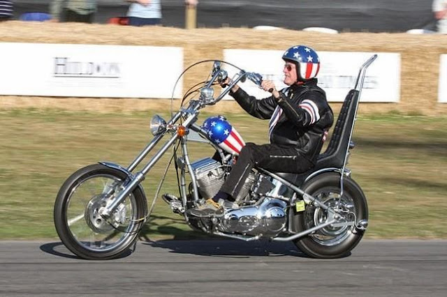 Easy Rider Captain America
