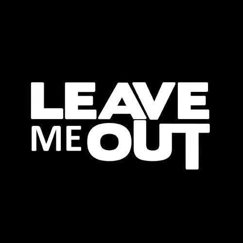 Logo da banda Leave Me Out