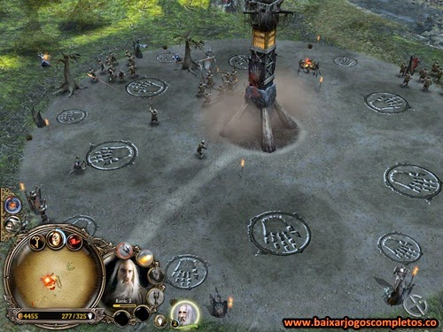 The Lord of the Rings: The Battle for Middle Earth - PC (Download Completo em Torrent)