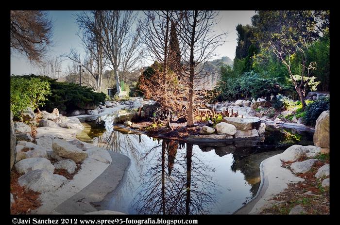 Spree95 magazine jardines de montjuic - Jardines de montjuic ...