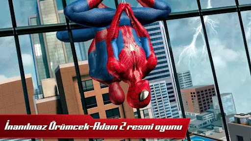 The Amazing Spider-Man 2 v1.1.1c Offline Apk Obb