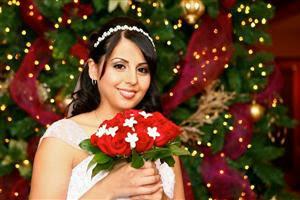 Pinterest Christmas Wedding Ideas 2015 DIY Table Decorations