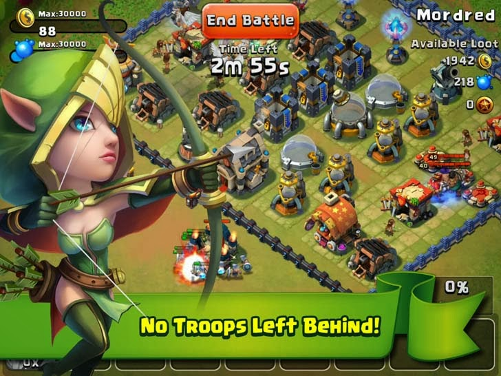 castle clash by igg app itunes app by igg com freeapps ws clash of