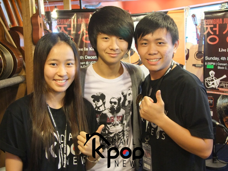 Sungha jung and megan lee hookup