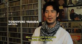 Toshiyuki Yasuda in Beyond Ipanema