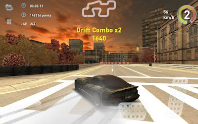D drift racing simulation on mobile devices  Real Drift Car Racing MOD Apk Data Latest Download