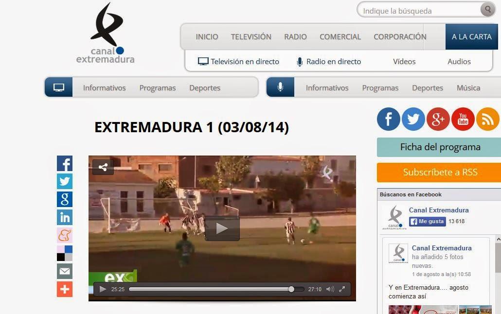 http://www.canalextremadura.es/alacarta/tv/videos/extremadura-1-030814
