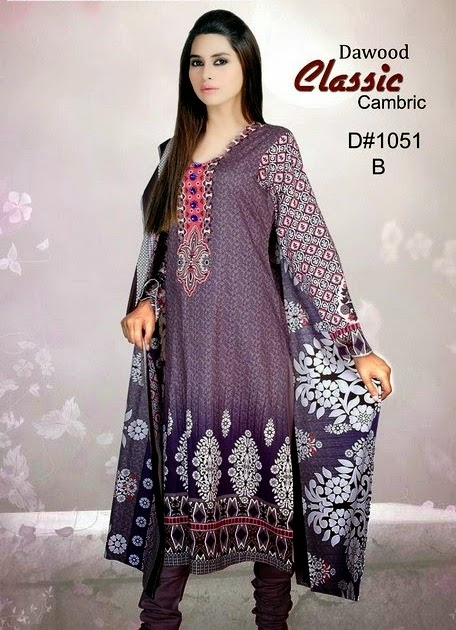 Dawood Midsummer Cotton Collection 2014