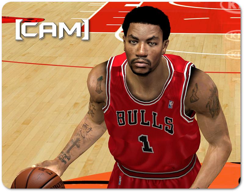 Derrick Rose Chicago Bulls 2014-15 NBA 2K