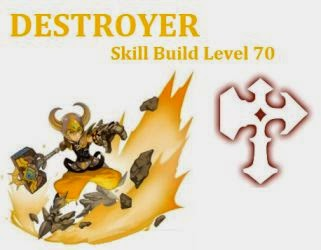 DESTROYER SKILL BUILD