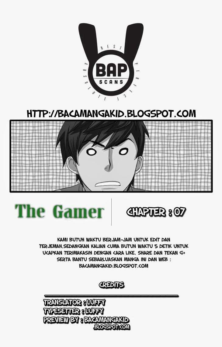 Dilarang COPAS - situs resmi www.mangacanblog.com - Komik the gamer 007 - chapter 7 8 Indonesia the gamer 007 - chapter 7 Terbaru |Baca Manga Komik Indonesia|Mangacan