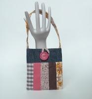 Small Handmade Evening Bag