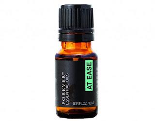 Forever Essential Oil At Ease - mix de uleiuri esentiale pentru armonie, calm si liniste