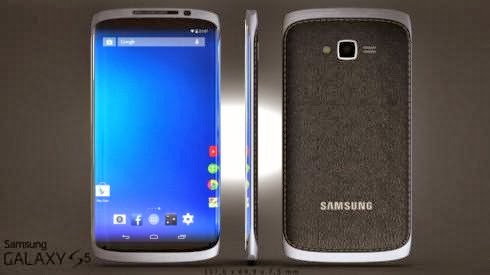 Samsung Galaxy S5 DISPLAY