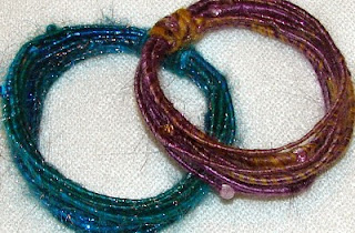 Fiber Jewelry