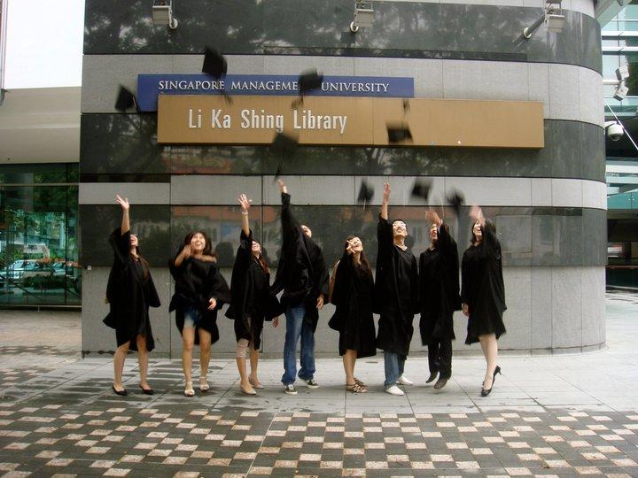 Săn học bổng du học Singapore