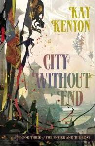 Portada original de La ciudad sin límites, de Kay Kenyon