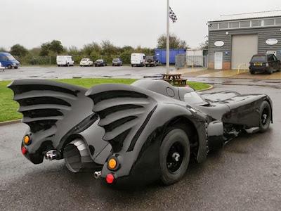 mobil batman