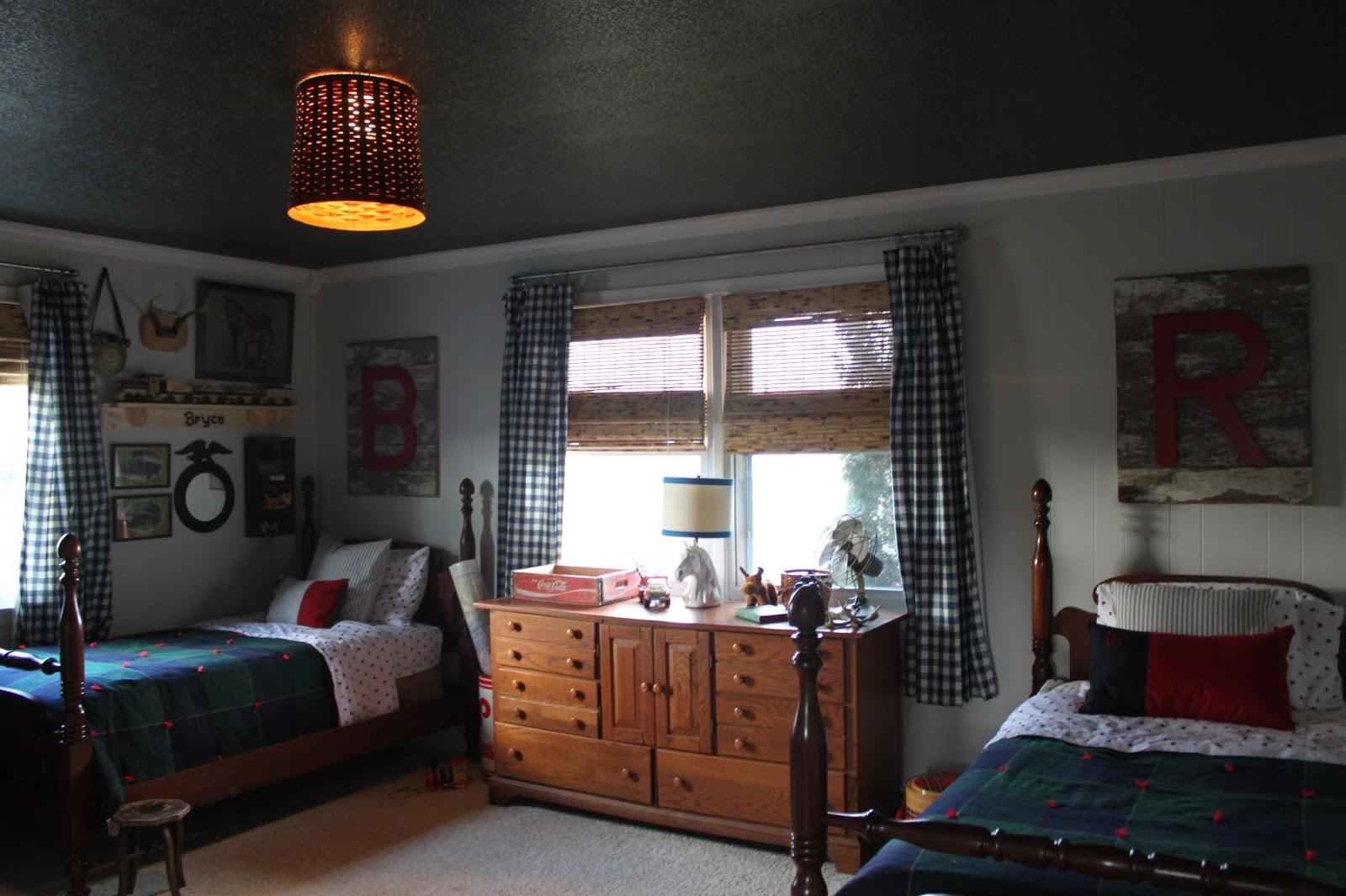 Attractive The Boysu0027 Room