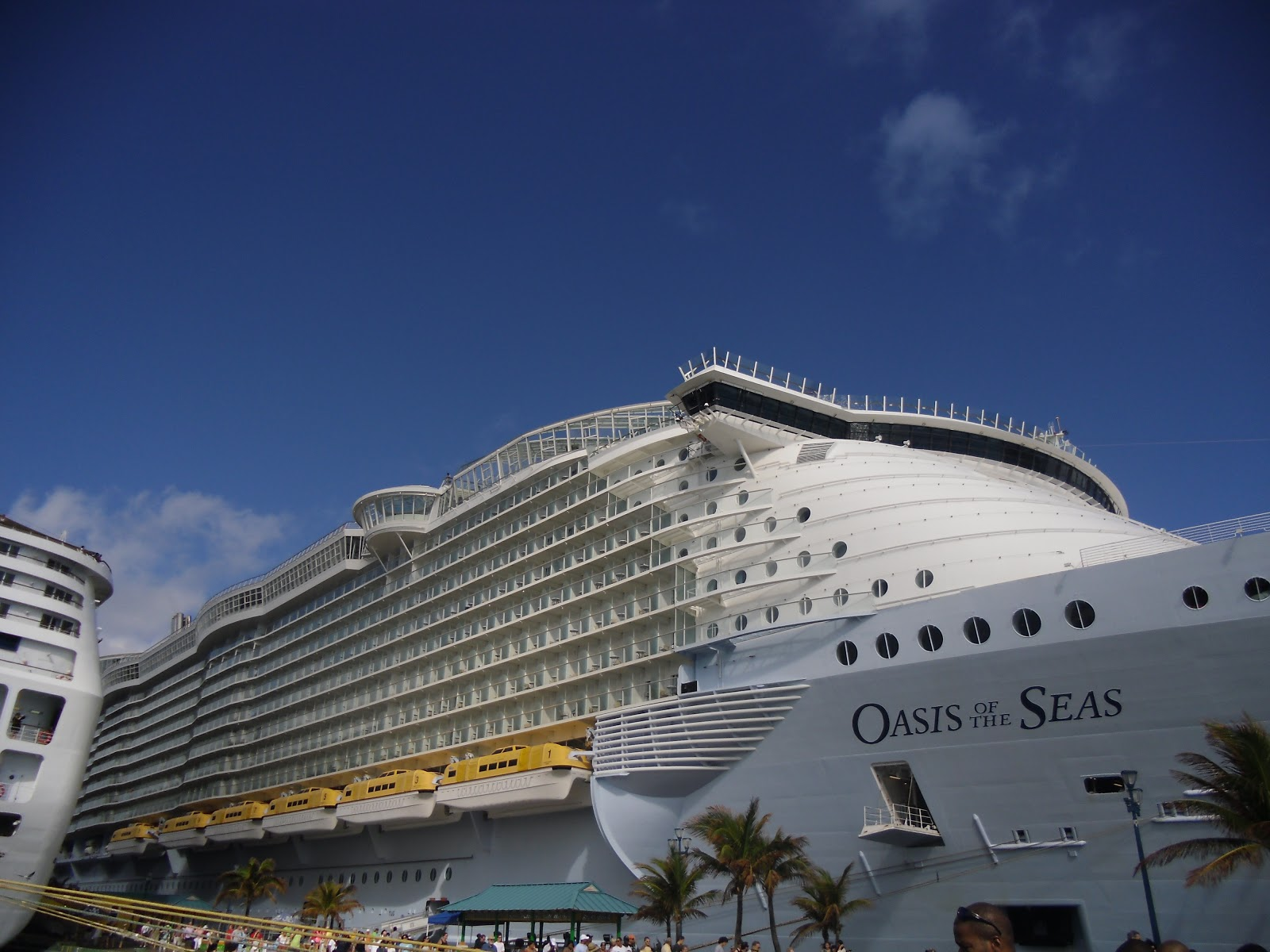 How Long Is The Oasis Cruise Ship Fitbudha Com