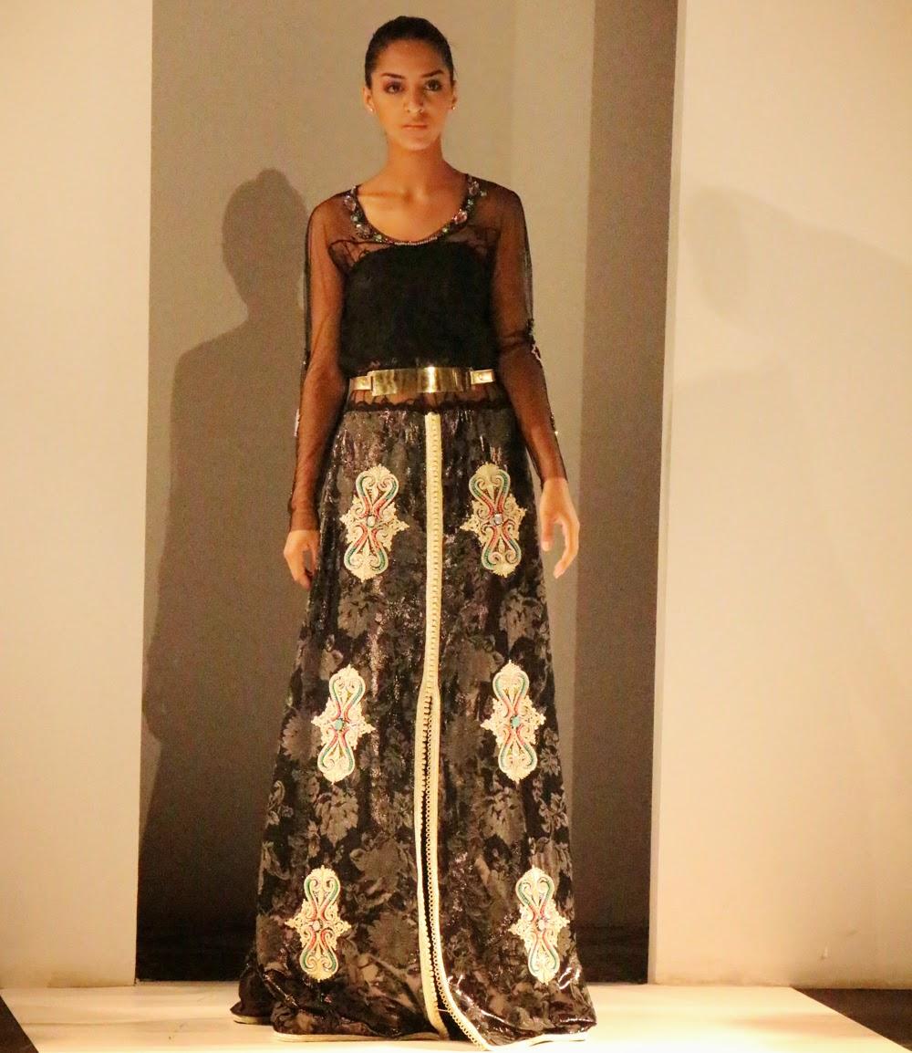 Morocco Women Modern Fashion