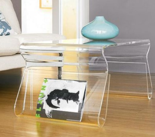 Acrylic Coffee Table Ikea Of lucite in your life,
