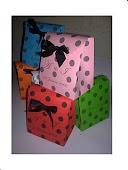 """Door Gift """"boxes"""""""