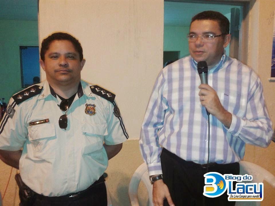 ENTREVISTA COM CAPITÃO SESGINALDO NA LIMA CAMPOS FM