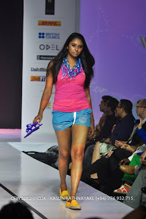 Colombo Fashion Week 2012