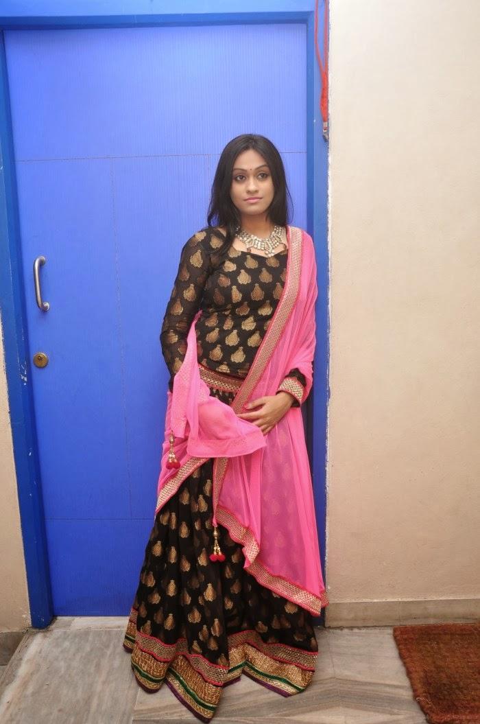 Gorgeous Geetha bhagat photos at jananam movie audio release
