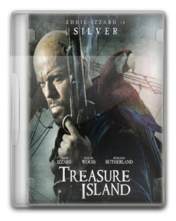Treasure Island  Pt I e II    HDTV XviD + Rmvb Legendado