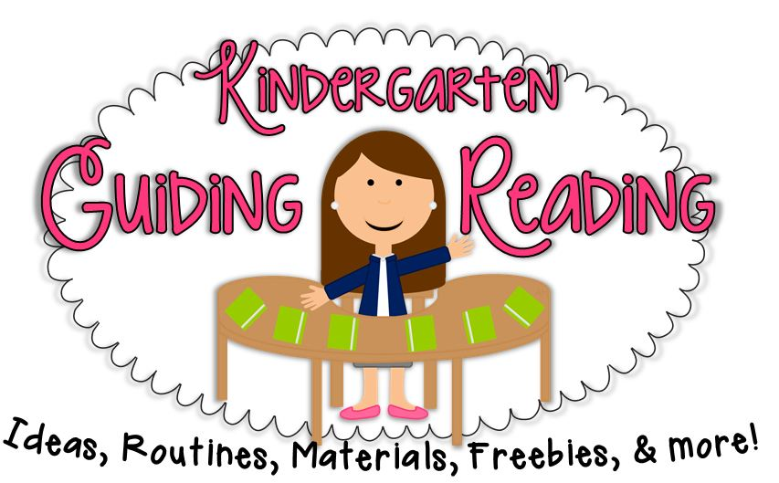 Kindergarten Guided Reading/Daily 5 Block! All in one post ...