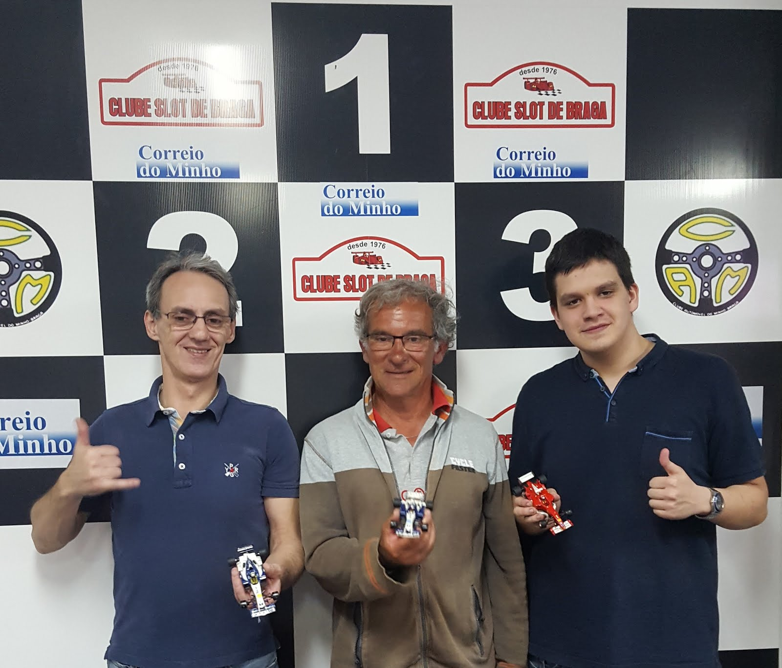 Fórmula 1 SCX Challenge 2018