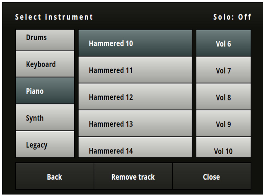 Musica opciones binarias