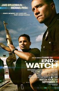 Watch End of Watch (2012) movie free online