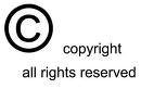 All Writings Copyrighted.  Duplications Are Subject To Penalty By Law.
