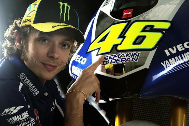 Rossi Kembali Cetak Rekor Baru di MotoGP