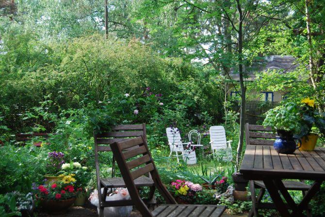 Schone Garten Fur Sparsame ~ Wohndesign und Möbel Ideen