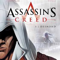 Assassin´s Creed vol.1 - Desmond by Éric Corbeyran y Djillali Defali
