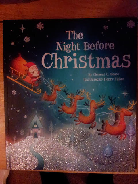 Christmas 2013 The Night Before Christmas Book